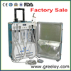 Hot sale CE marked high quality dental unit with air compressor