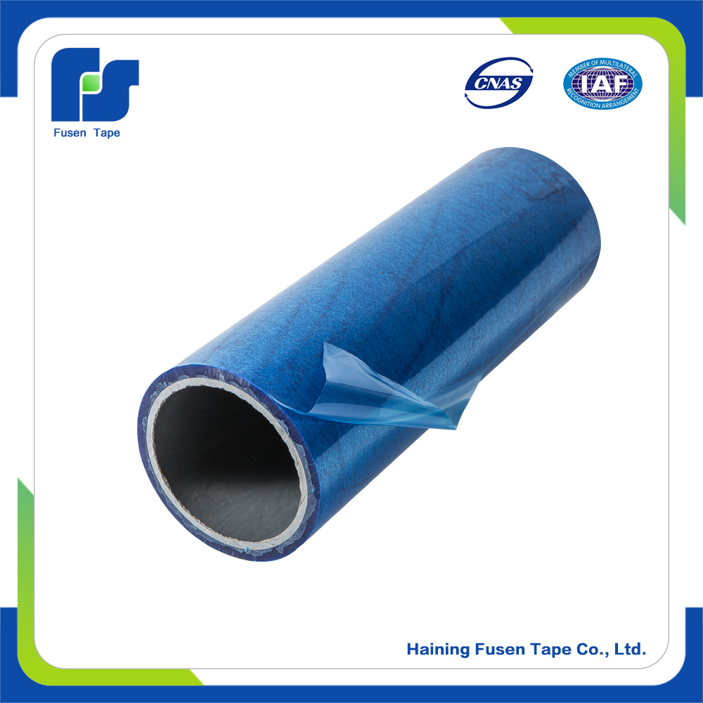 Blue film protection Manufacture Masking Film for Building glass