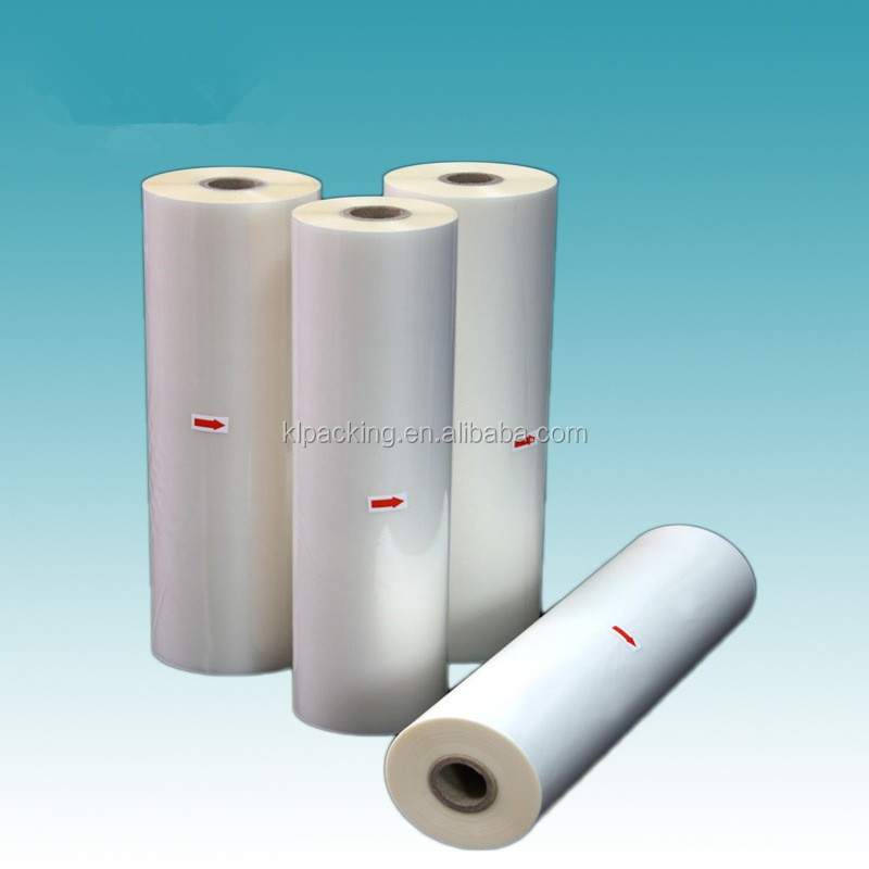 cheaper price micron bopp thermal lamiantion film/thermal lamination film rolls
