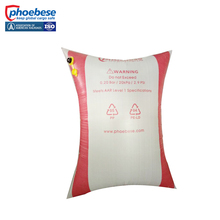 Made in China Inflatable Protect Cargo Level 2 PP Dunnage Bag For Void Filling