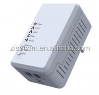 Homeplug 500Mbps powerline ethernet adapter