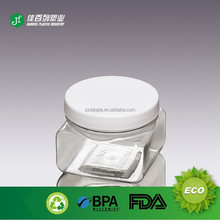 200ml Wholesale Manufacturer Cosmetic Sample PET Containers