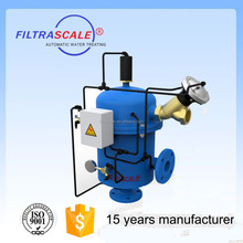 Filtrascale filtration equipments automatic self cleaning screen filter for irrigation