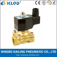 Popular Type 2W Series 8481804090 Solenoid Valve HS Code
