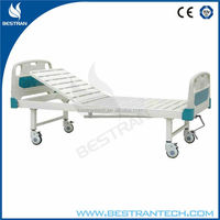 China BT-AM303 one function manual hospital bed, full size hospital bed price