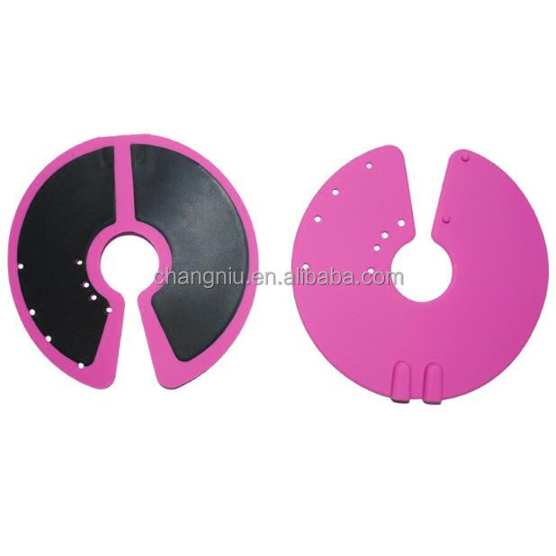 small size Diameter 11cm tens breast massage electrode pads