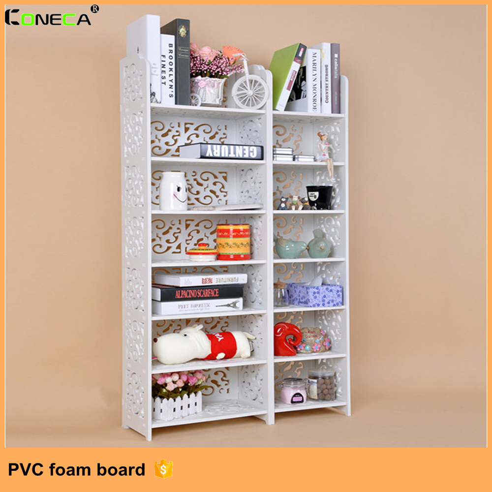 Eco-friendly wood plastic sheet/White furniture PVC celuka board/Cabinet WPC foam board