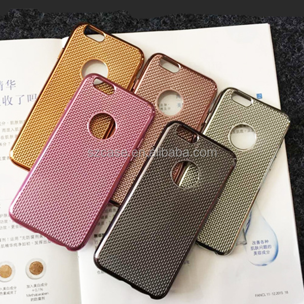 For Iphone 5 Case , TPU electroplating phone case for iphone 5 ,case cover for iphone5s