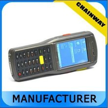 Rugged PDA --- Handheld 125KHz/134.2KHz tag Reader, WiFi,RS232, IP 64,SDK,WinCE 6.0 OS, Optional GPRS/Bluetooth/GPS/Camera