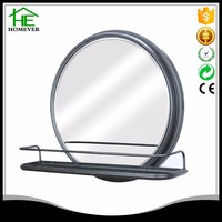 decoration console handmade modern design wall mirror livingroom