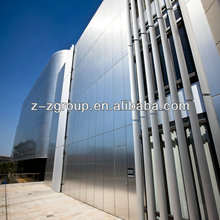 Popular Building Materials Durable outdoor wall cladding Aluminum Pastic Composite Panel