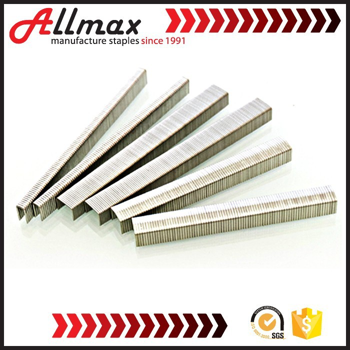 Hlwj ISO9001 factory 80 series 4-14mm stainless steel staple pins