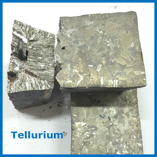 China tellurium metal / bismuth metal / Indium metal ingots