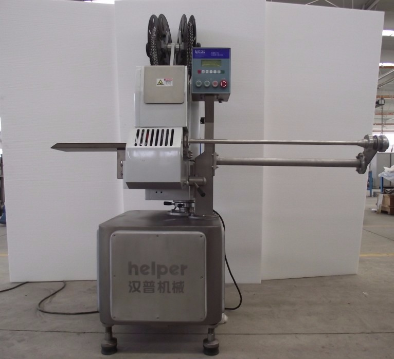Automatic double clipping machine,great wall sausage clipper machine,electric clipping machine