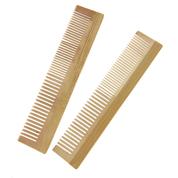 Private Label Hotel Amenity Wood Comb