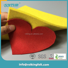 China top grade 100% pure high quality industrial available hardness thickness wool felt
