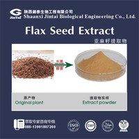 ISO, BV, FDA high quality flax lignans extract