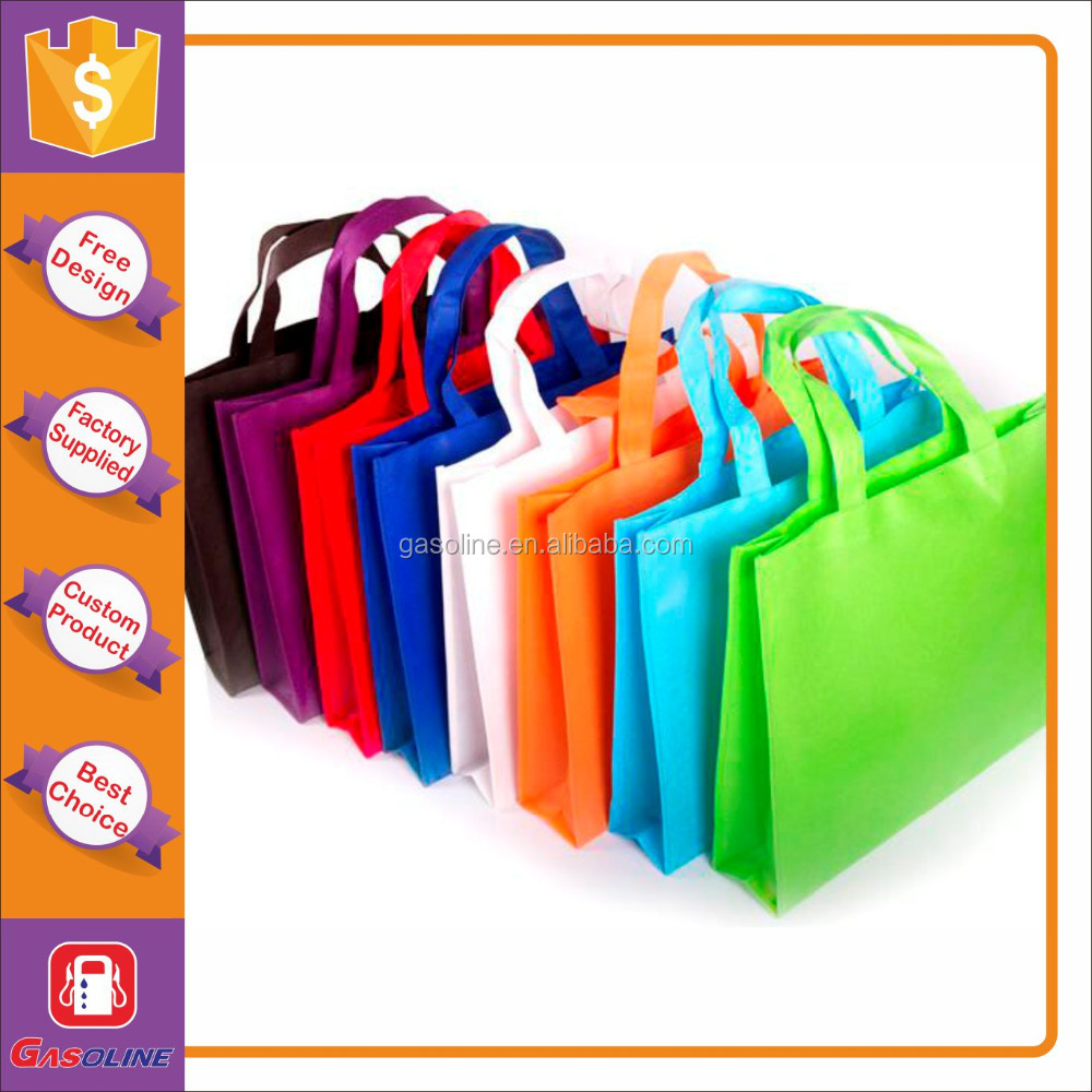 Hot sale fashional organic cotton non woven bag
