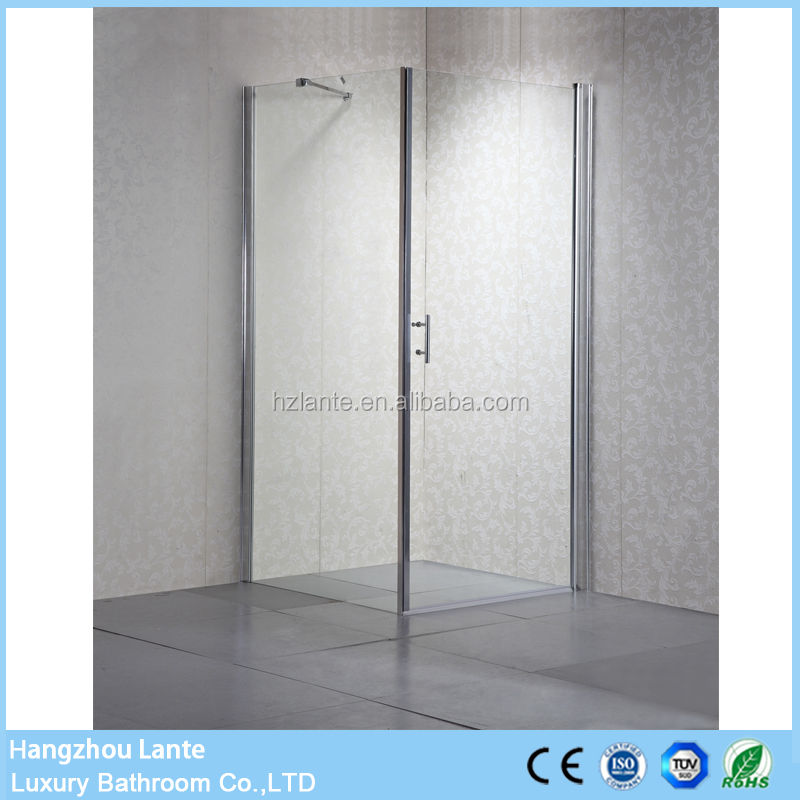 Cheap price easy clean luxury glass shower doors with for Cheap glass doors