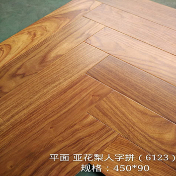 2017 Natural Africa Kosso Multilayer Engineered Wood Flooring