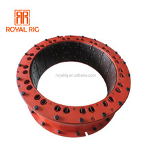 Spare part for oil field drilling rig ventilation type pneumatic clutch/ventilated air tube friction clutch