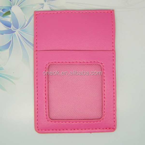 custom PU card holder, PU wallet