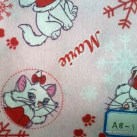 China supplier hot sale 100 cotton custom design cat print fabric