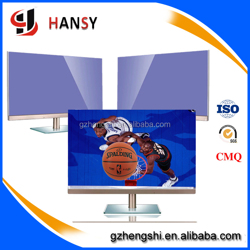 No border Design Large screen IPS 24 inch LED TV monitor wholesale