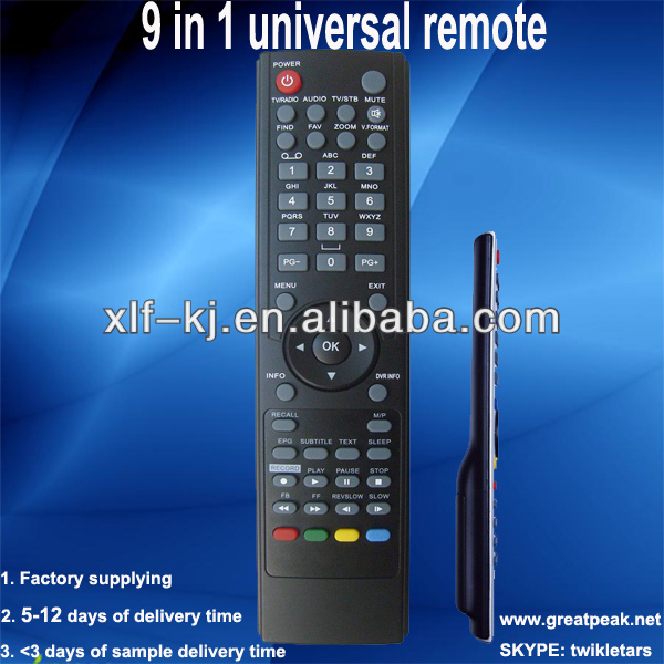 055A openbox m3 tuner openbox s10 hd remote control from Shenzhen Factory