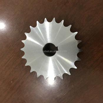 08B22 finished bore DIN sprocket