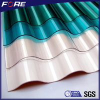 Transparent & Translucent Fiberglass Roofing Sheets Manufacturer
