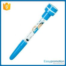 Factory sale unique design magnifying glass ball pen with good price