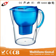 Hot sale OEM portable alkaline water filter pitchers and ceramic water filter