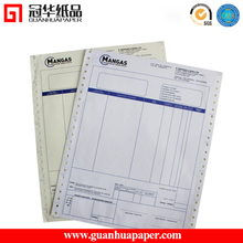Welcome OEM order continuous paper sizes