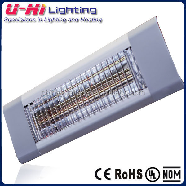 1000w Infrared Quartz Tube <strong>Heater</strong> Patio <strong>Heater</strong>