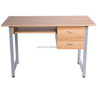 Office furniture steel wooden office desk/MDF computer desk