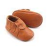 Wholesale New Design Baby Shoes Genuine Leather Moccasins Baby Shoes