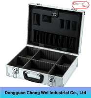 2017 new style tool case, aluminum tool case, high quality tool box