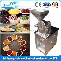 Stainless steel powder making machine/banana powder making machine