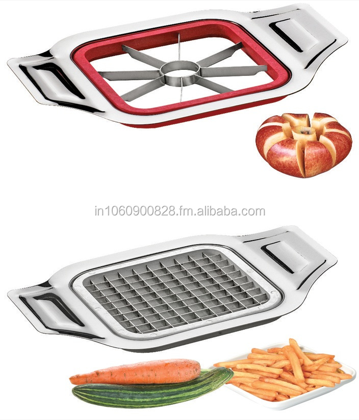 Low Price Small Manual Potato Chipper Machine / French Fry cutter / Apple Cutter
