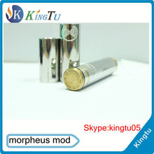 Alibaba tires dry herb burner or wax burner electronic cigarette 1:1 clone morpheus mod