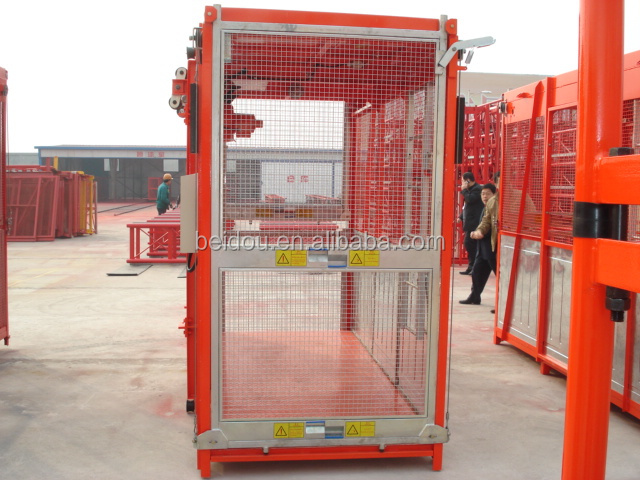 electric wire rope construction hoist/lifting machine