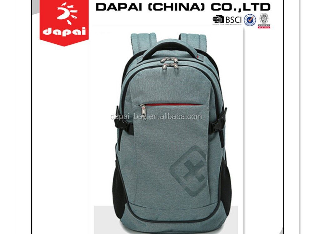 2015 stylish high school good looking durable laptop backpack