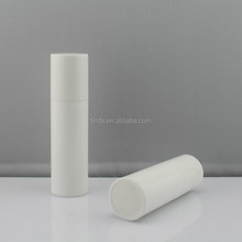 PP plastic Airless pump cosmetic bottle