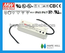 MEANWELL 80W 20V UL&CB&CE SINGLE OUTPUT,WATERPROOF LED DRIVER,SWITCHING POWER SUPPLY/SMPS