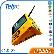 Telpo TPS580 whoelsae Android 4.2 OS Secone Screen for Consumer certification E Ticket pos Android POS with Dual Screen