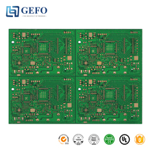 China FR4 Alu Material 94v0 PCB, 1 layer 2 layer 4 layer PCB Board Factory
