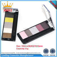 long lasting fashion color eyeshadow cosmetics