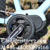 Manufacturer selling 26 inch 250w motor full suspension e-bike stealth RSEB-515