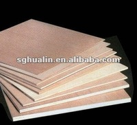 factory-directly sales 18mm red/white oak face poplar core plywood 1220*2440mm